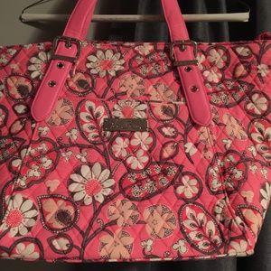 Vera Bradley Blush Pink Handbag